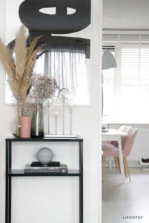 Interior | Pink Dining Chairs