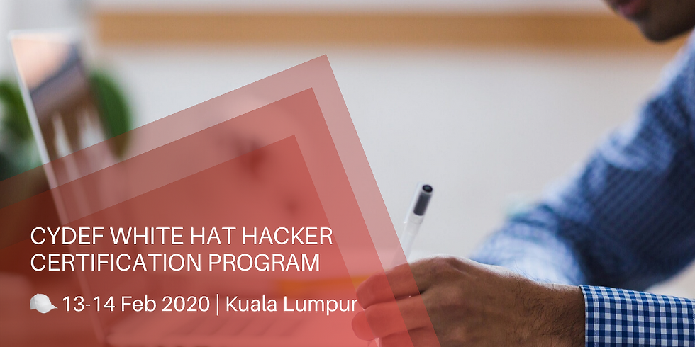 Defensive White Hat Hacker Certification (WH2)