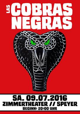 Las Cobras Negras