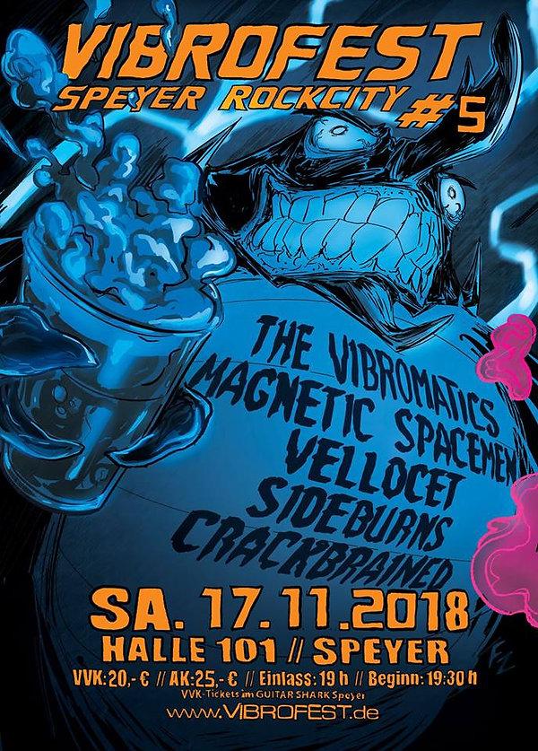 VIBROFEST #5 - 2018