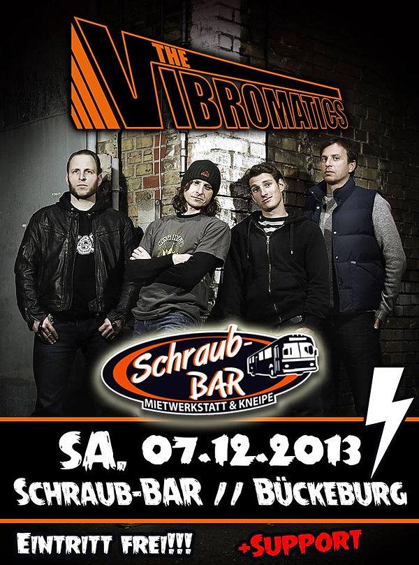 Schraub BAR - 2013