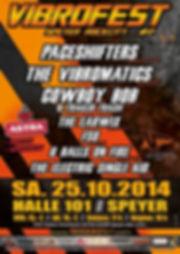 VIBROFEST #2 - 2014