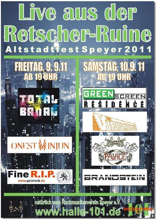 Altstadtfest Speyer - 2011
