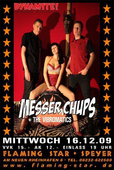 Messer Chups - 2009
