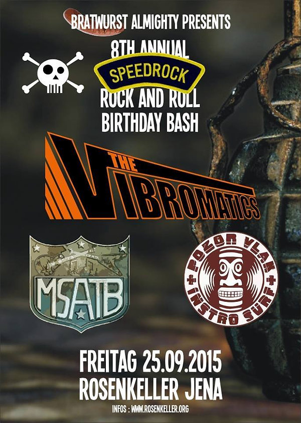 Birthday Bash - 2015