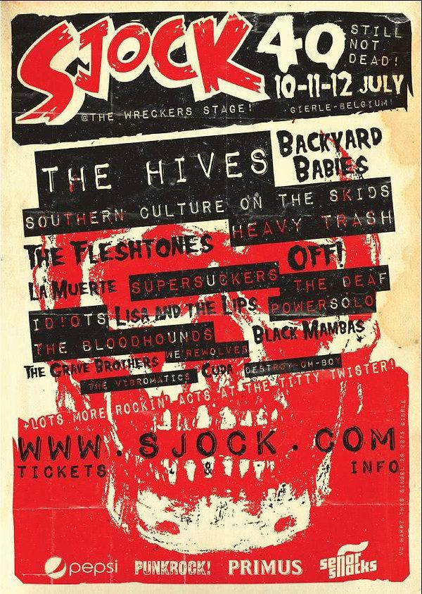 SJOCK Festival - 2015