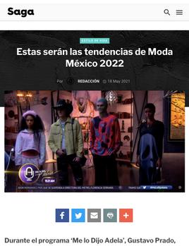 La Saga / Mayo 2021