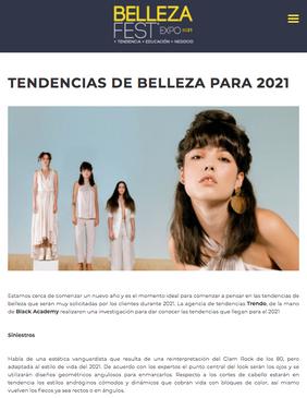 Belleza Fest