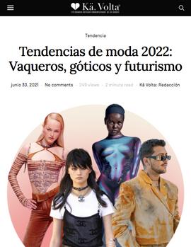 Ka Volta / Junio 2021