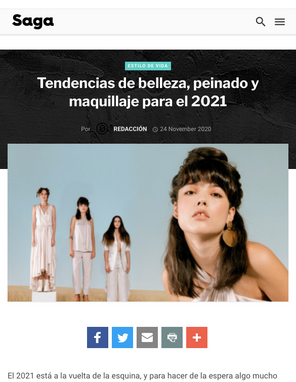 La Saga / Noviembre 2020