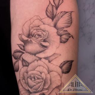 alita_de_Ferrari_miami_rose_close_up_whi