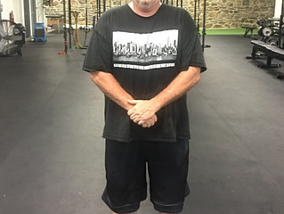 September Member of the Month - Tim S.