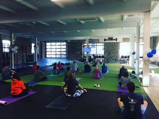 Two NEW Programs: Cardio Combat & Yoga