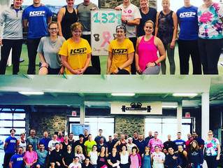 Over $1,300 Raised at Charity Event