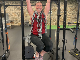August Member of the Month-Michelle M