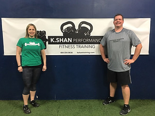 March Member(s) of the Month-Jenn and Chris E.