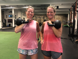 September Member(s) of the Month-Kristie and Kristin!