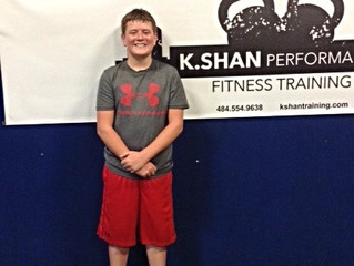 September Athlete of the Month-Owen F.