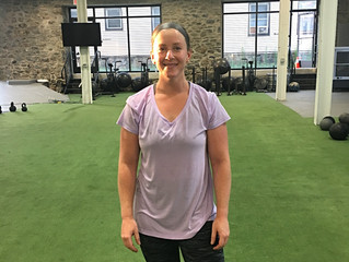July Member of the Month - Casey S.