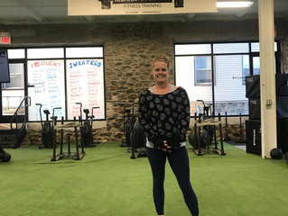 March Member of the Month- Erin C.