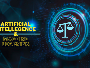 Artificial Intelligence/Machine Learning are the game changers for the International Legal Industry