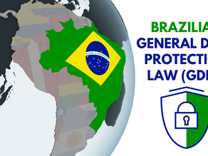 Brazil has a new data protection law – GDPL. What's in it?