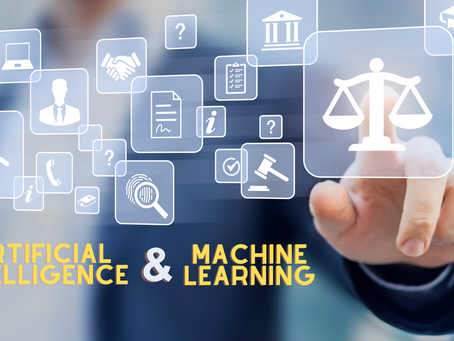 Transformation of the Legal Industry and Law Firms with the application of AI and Machine Learning