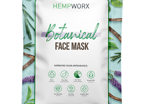 Hempworx Botanical Face Mask