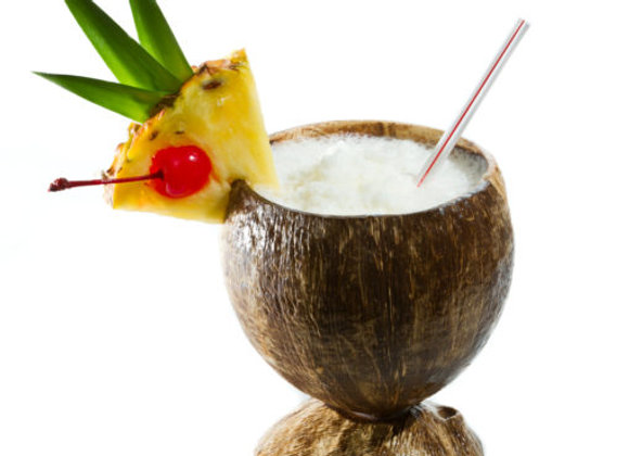 Pina Colada Organic White Balsamic Vinegar