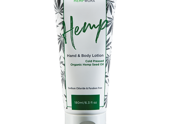 Hempworx Body Lotion
