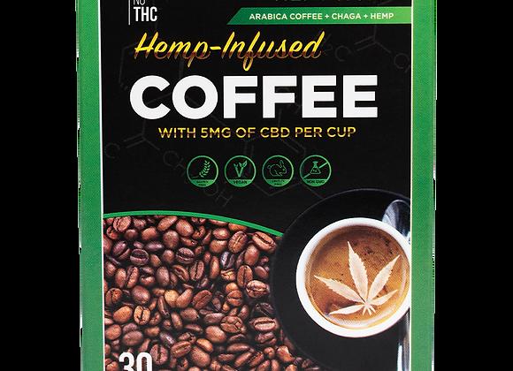 Hempworx  Arabica Coffee Infused with CBD and Chaga