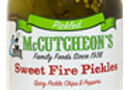 Sweet Fire Pickles