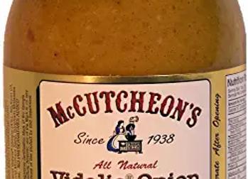 Vidallia Onion Mustard