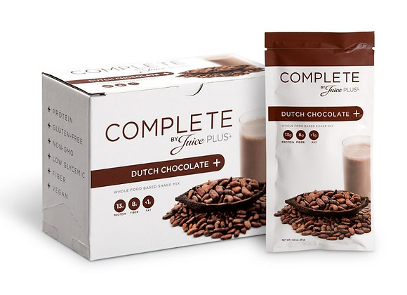 Juice Plus Protein Powder Dutch Chocolate