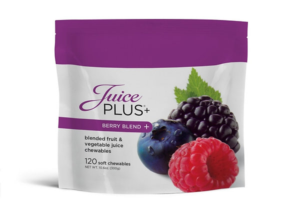 Juice Plus Berry Gummies - Just For Kids