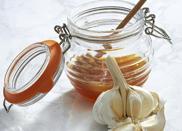 Honey and Garlic White Balsamic