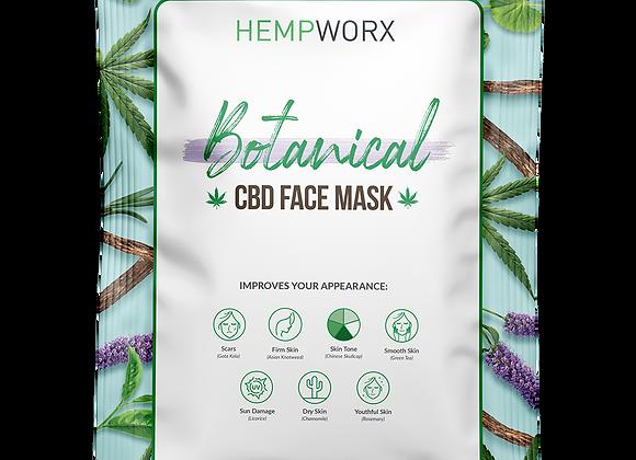 Hempworx Botanical Face Mask with CBD