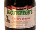 Juice Sweetened Cherry Butter