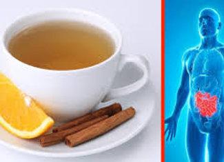 Organic Cinnamon Orange Tea