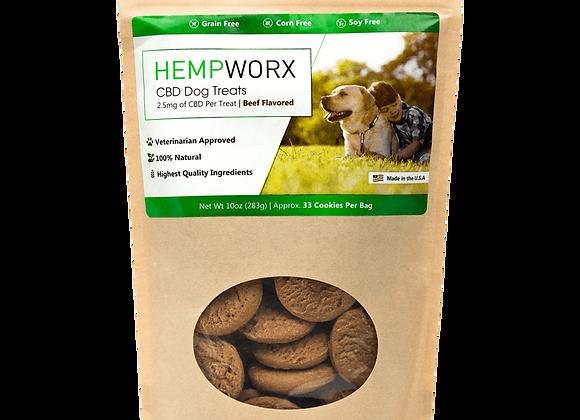 Hempworx CBD OIL Infused Dog Treats