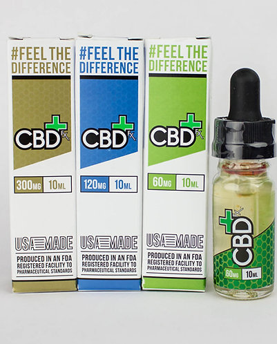 CBDfx – Vape Additive (60mg, 120mg, 300mg CBD)