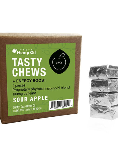 Tasty Hemp Oil – Tasty Chews Hemp Edibles (5mg CBD each)