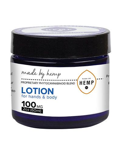 Hemp Hand Cream (100mg CBD) 2oz Jar