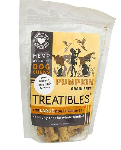 Treatibles – CBD Dog Treat Chews