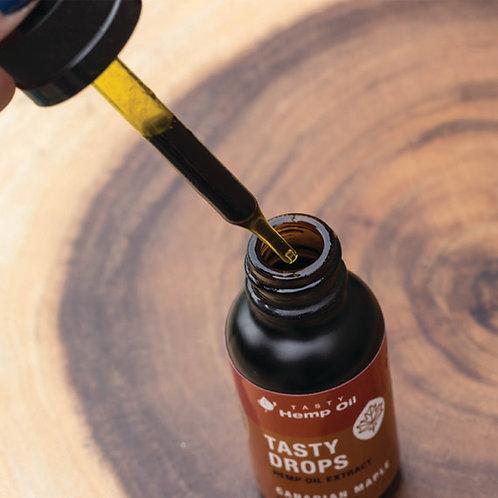 CBD Oil Tincture   Tasty Drops (300mg CBD – Full Spectrum)