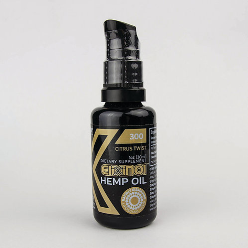 Elixinol – Hemp Oil Liposomes 1oz (300mg CBD)