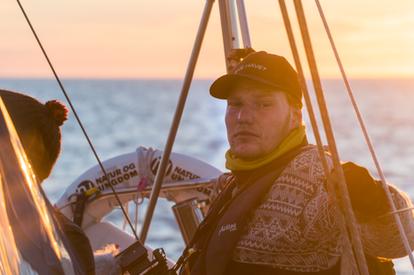 Skipper Thor FOTO August Gautun / Natur og Ungdom