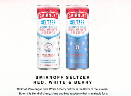 Smirnoff uses thermochromic ink to drive can sales