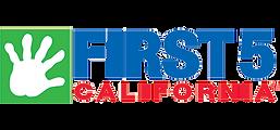 First 5 California logo
