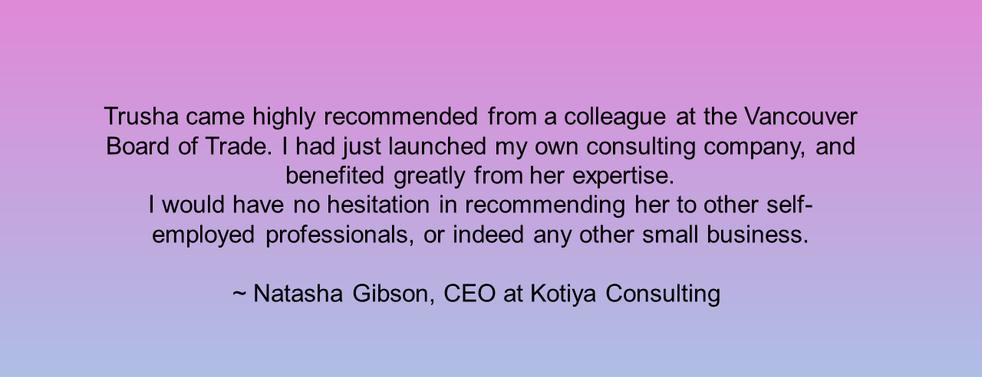 Kotiya Consulting